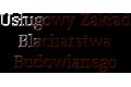Usługowy Zakład Blacharstwa Budowlanego Aleksander Bielak