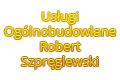 Usługi Ogólnobudowlane Robert Szpręglewski